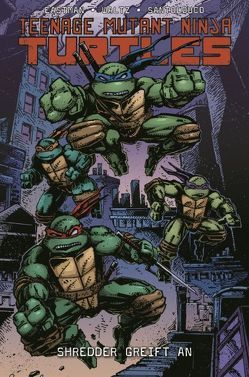 Teenage Mutant Ninja Turtles von Duncan,  Don, Eastman,  Kevin