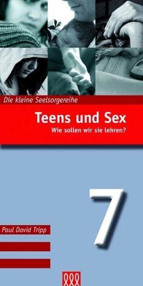 Teens und Sex (Nr. 7) von Tripp,  Paul D