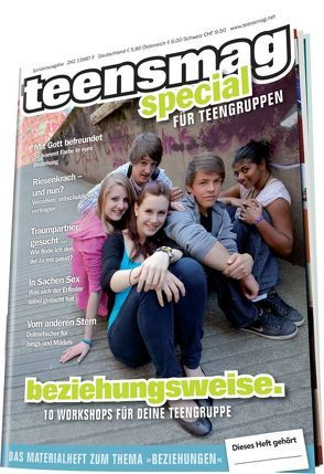 "Teensmag special ""beziehungsweise"""