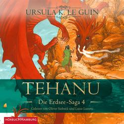 Tehanu (Die Erdsee-Saga 4) von Le Guin,  Ursula K., Lunow,  Luise, Möhring,  Hans Ulrich, Noelle,  Karen, Riffel,  Sara, Siebeck,  Oliver