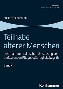 Teilhabe älterer Menschen von Schumann,  Susette