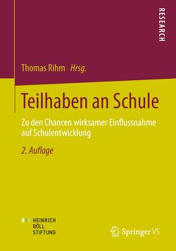Teilhaben an Schule von Rihm,  Thomas