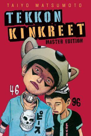 Tekkon Kinkreet Master Edition von Maser,  Verena, Matsumoto,  Taiyō