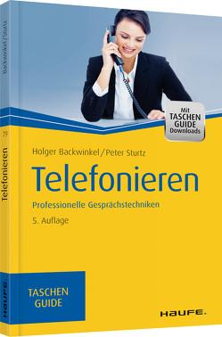 Telefonieren von Backwinkel,  Holger, Sturtz,  Peter