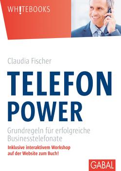 Telefonpower von Fischer,  Claudia