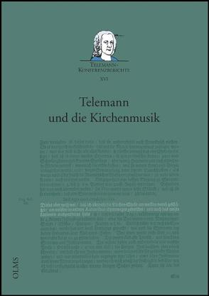 Telemann und die Kirchenmusik von Lange,  Carsten, Reipsch,  Brit