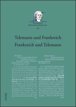 Telemann und Frankreich – Frankreich und Telemann von Hobohm,  Wolf, Lange,  Carsten, Reipsch,  Brit