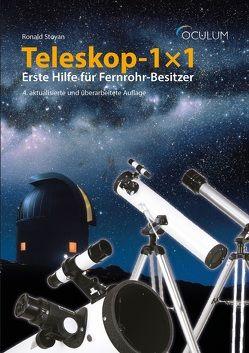 Teleskop-1×1 von Stoyan,  Ronald