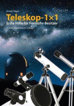 Teleskop 1×1 von Stoyan,  Ronald