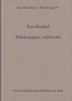 Teleskopagen, wahlweise von Bischof,  Rita
