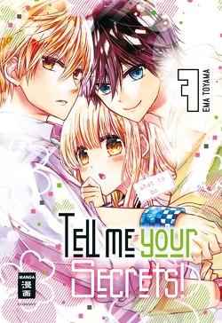 Tell me your Secrets! 07 von Bockel,  Antje, Toyama,  Ema