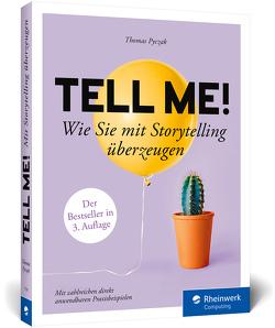 Tell me! von Pyczak,  Thomas