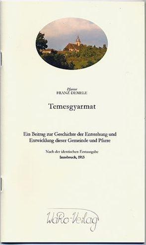 Temesgyarmat von Demele,  Franz