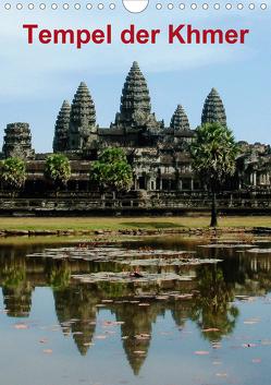 Tempel der Khmer (Wandkalender 2020 DIN A4 hoch) von Rudolf Blank,  Dr.
