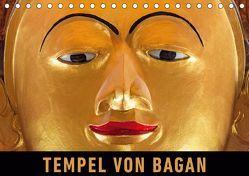 Tempel von Bagan (Tischkalender 2019 DIN A5 quer) von Ristl,  Martin