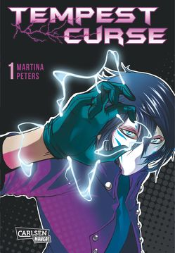 Tempest Curse 1 von Peters,  Martina