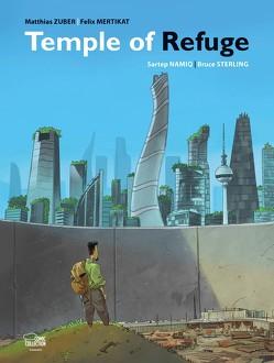 Temple of Refuge von Mertikat,  Felix, Namiq,  Sartep, Sterling,  Bruce