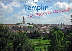 Templin, Perle der Uckermark! (Wandkalender 2019 DIN A4 quer) von Mellentin,  Andreas