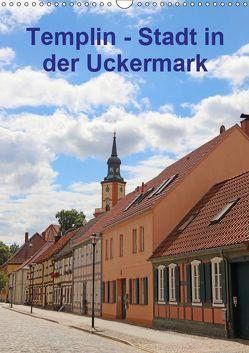 Templin – Stadt in der Uckermark (Wandkalender 2019 DIN A3 hoch) von Bussenius,  Beate