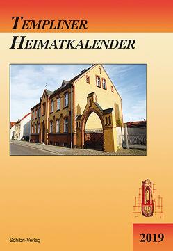 Templiner Heimatkalender 2019 von Templiner Heimatklub e.V.