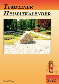 Templiner Heimatkalender 2022 von Templiner Heimatklub