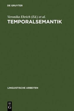 Temporalsemantik von Ehrich,  Veronika, Vater,  Heinz