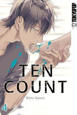 Ten Count 04 von Takarai,  Rihito