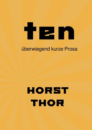 ten von Thor,  Horst