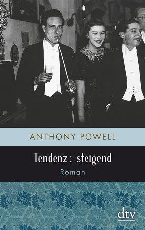 Tendenz: steigend von Feldmann,  Heinz, Powell,  Anthony