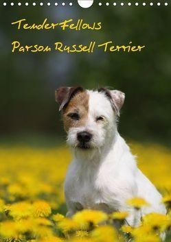 Tender Fellows – Parson Russell Terrier (Wandkalender 2019 DIN A4 hoch) von Clüver,  Maike