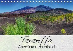 Teneriffa – Abenteuer Hochland (Tischkalender 2019 DIN A5 quer) von Wiedmann,  Benjamin