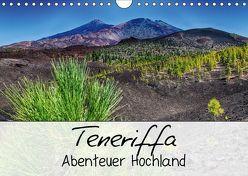 Teneriffa – Abenteuer Hochland (Wandkalender 2019 DIN A4 quer) von Wiedmann,  Benjamin