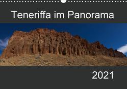 Teneriffa im Panorama (Wandkalender 2021 DIN A3 quer) von Linden,  Paul