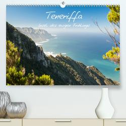 Teneriffa – Insel des ewigen Frühlings (Premium, hochwertiger DIN A2 Wandkalender 2021, Kunstdruck in Hochglanz) von Winter,  Alexandra
