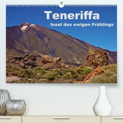 Teneriffa – Insel des ewigen Frühlings (Premium, hochwertiger DIN A2 Wandkalender 2021, Kunstdruck in Hochglanz) von Ergler,  Anja
