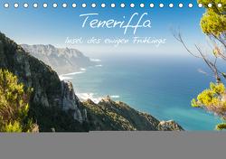 Teneriffa – Insel des ewigen Frühlings (Tischkalender 2021 DIN A5 quer) von Winter,  Alexandra
