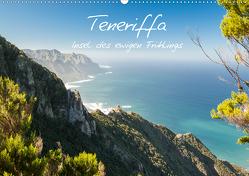 Teneriffa – Insel des ewigen Frühlings (Wandkalender 2021 DIN A2 quer) von Winter,  Alexandra
