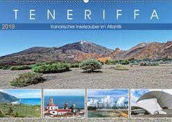 TENERIFFA Kanarischer Inselzauber im Atlantik (Wandkalender 2019 DIN A2 quer) von Meyer,  Dieter