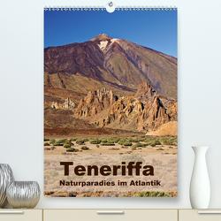 Teneriffa – Naturparadies im Atlantik (Premium, hochwertiger DIN A2 Wandkalender 2020, Kunstdruck in Hochglanz) von Ergler,  Anja