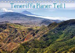 Teneriffa Planer Teil 1 (Tischkalender 2018 DIN A5 quer) von Reschke,  Uwe