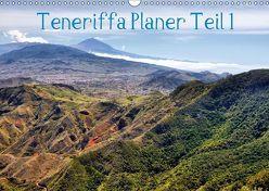 Teneriffa Planer Teil 1 (Wandkalender 2018 DIN A3 quer) von Reschke,  Uwe
