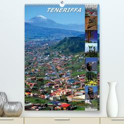 TENERIFFA (Premium, hochwertiger DIN A2 Wandkalender 2020, Kunstdruck in Hochglanz) von Bonn,  BRASCHI