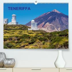 Teneriffa (Premium, hochwertiger DIN A2 Wandkalender 2020, Kunstdruck in Hochglanz) von Ködder,  Rico
