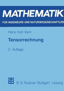 Tensorrechnung von Iben,  Hans Karl