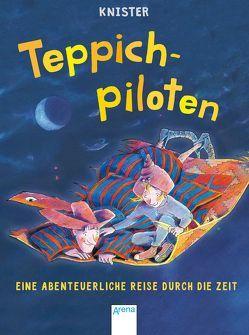 Teppichpiloten von Knister, Pawle,  Margit