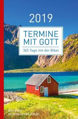 Termine mit Gott 2019 von Büchle,  Matthias, Diener,  Michael, Kerschbaum,  Matthias, Müller,  Wieland