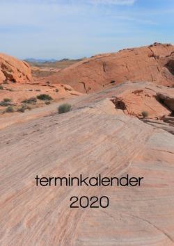 Terminkalender 2020 von Kellner,  Jessica