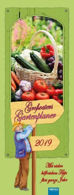 Terminkalender Großvaters Gartenplaner 2019 Notizkalender Küchenkalender Gartenkalender