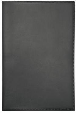 Terminkalender President mit Wechelhülle Tizio schwarz 2020 von Korsch Verlag