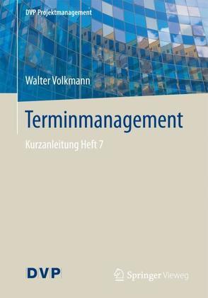 Terminmanagement von Volkmann,  Walter